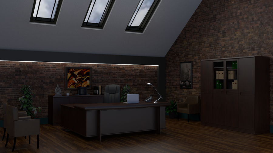 MODERN OFFICE by timzero4