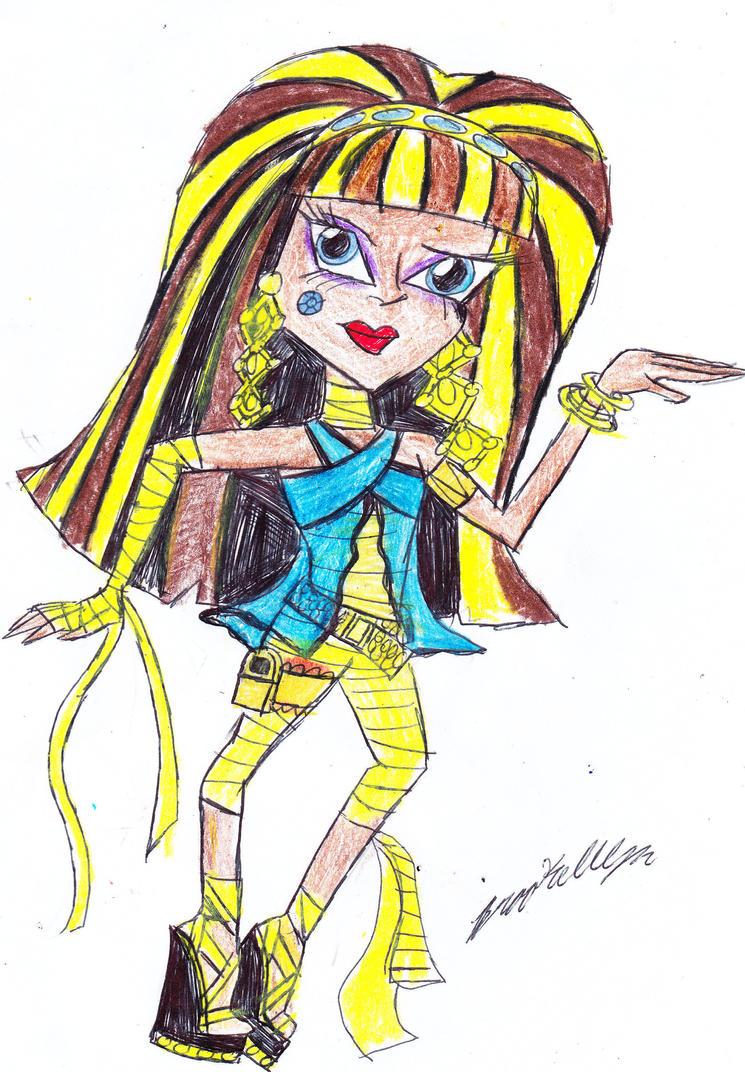 Cleo De Nile By Brookellyn On DeviantArt