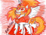 Mlp: Solaris as Daybreaker by brookellyn