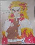 Demon Slayer: Kyojuro Rengoku