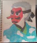 Demon Slayer: Sakonji Urokodaki