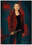 Emma Swan by AnodineduLac