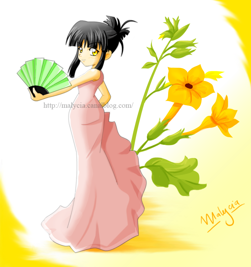 cute flowers by malycia on deviantart, Natural flower