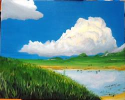 Cumulu nimbus by GregoryFerreira