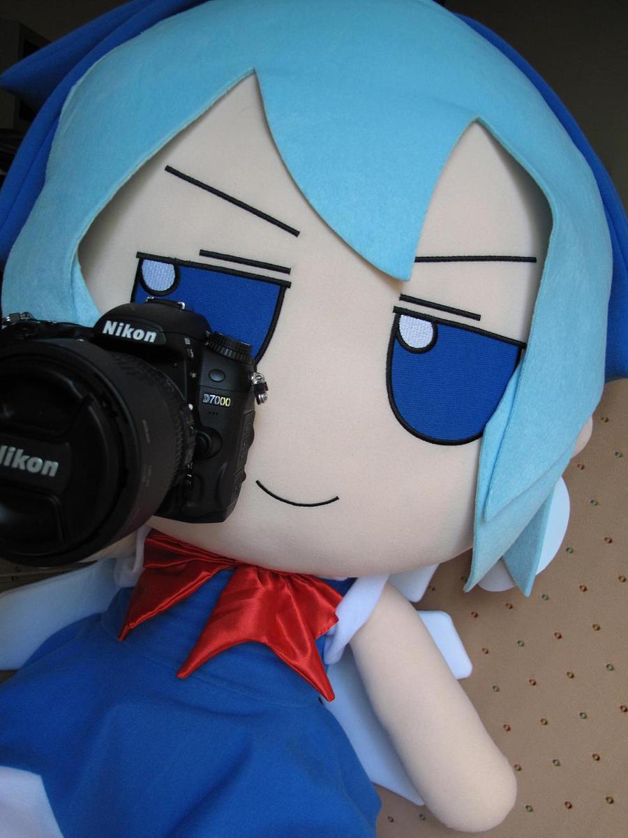 Strongest Photographer by kmisuzu