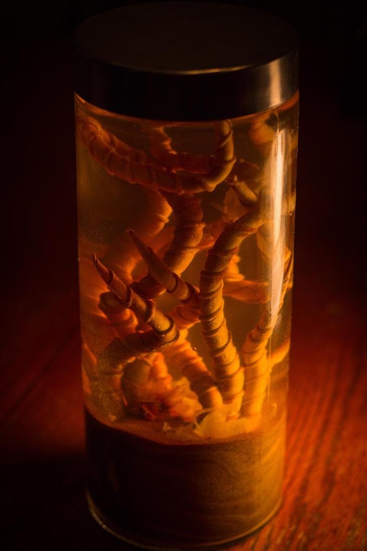 Spire Worm by derektye05