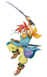 Chrono from Chrono Trigger
