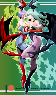 Morrigan vs Lilith