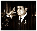 Grained Photo of SBY