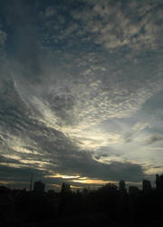 City Clouds 03 by XaliberDeathlock