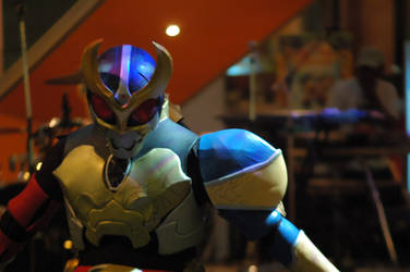 Kamen Rider: Indigo Light