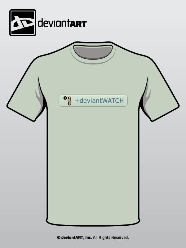 deviantWEAR: deviantWATCH by XaliberDeathlock