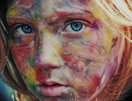 Get your FACE dirty.XxX