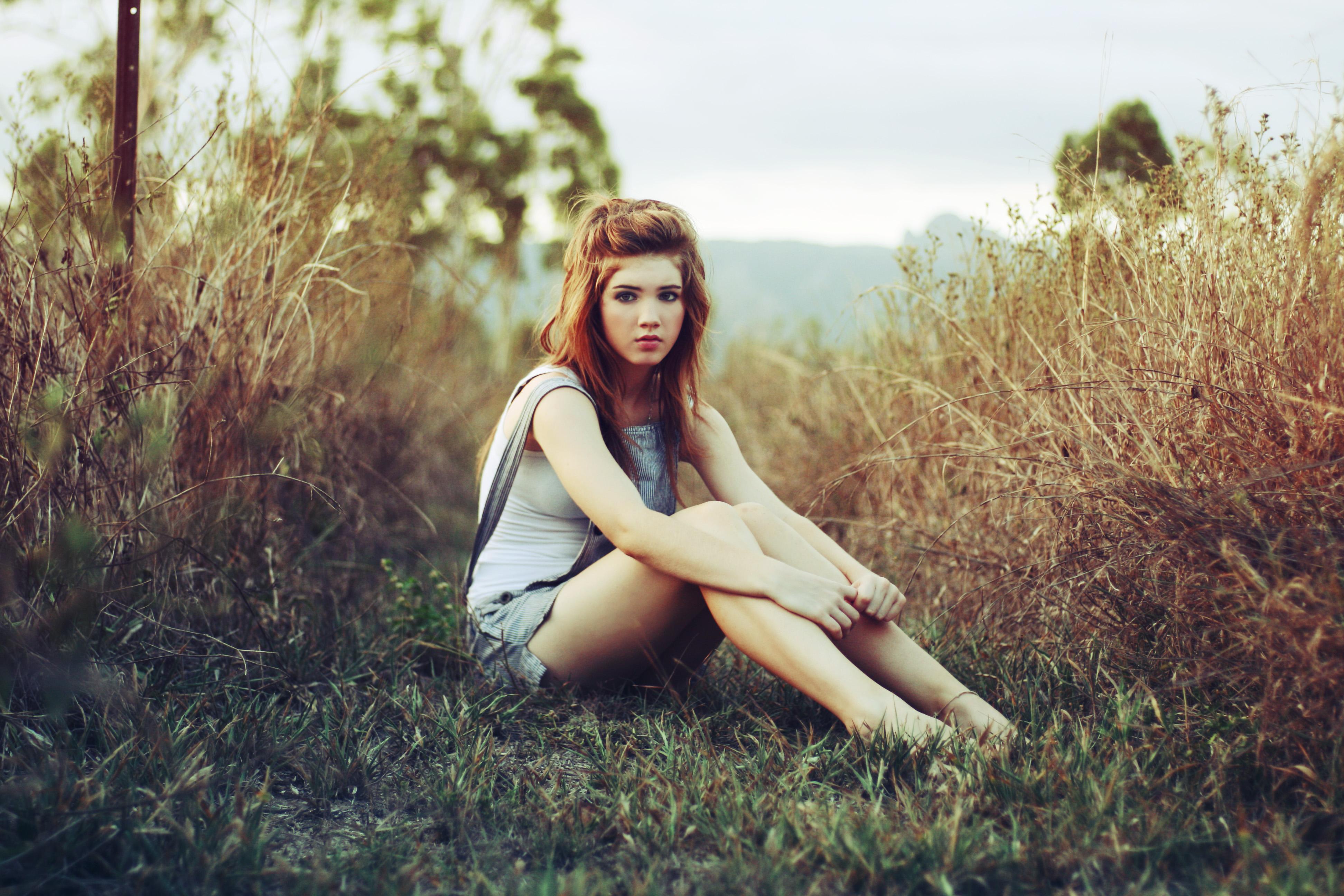 Фото картинки девушек 17 фотография