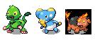 Sienna - Starters by pokemonsienna