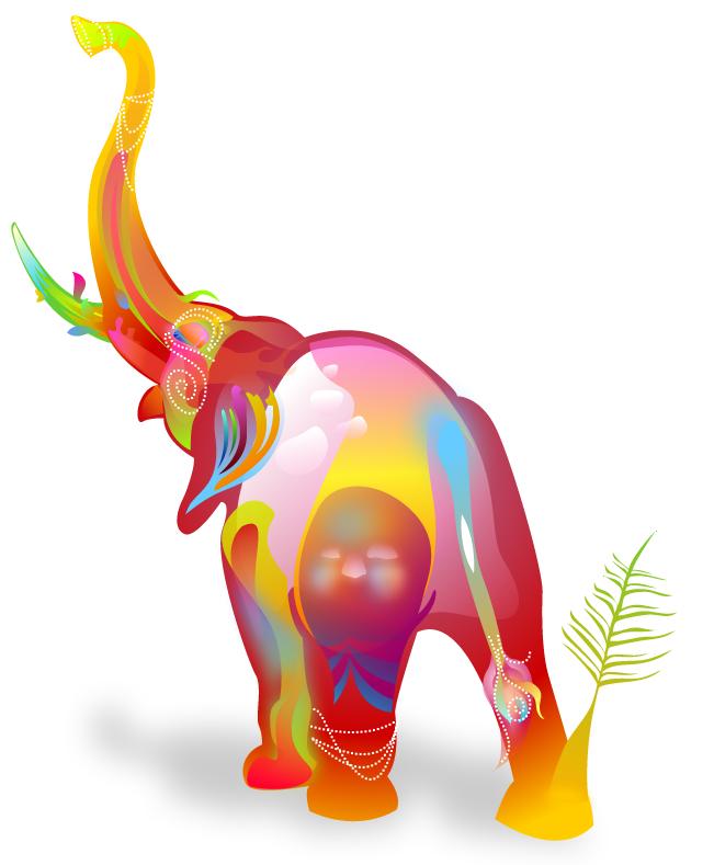 Elephant by Sergeantpepper