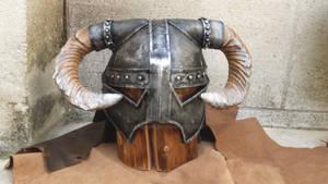 Skyrim Iron Helmet