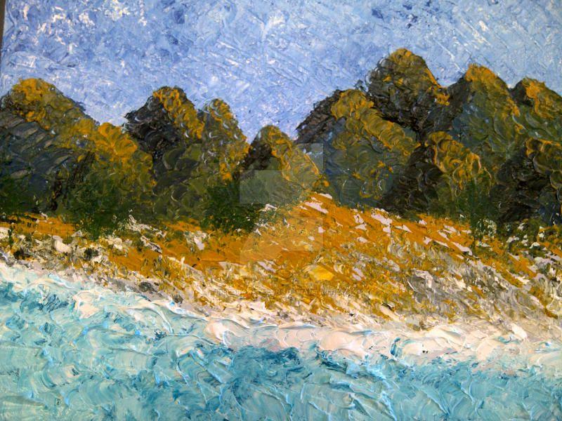 Shoreline by Deborah-Symons