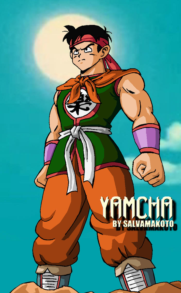 yamcha by salvamakoto by salvamakoto