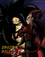 dragonball gt by salvamakoto