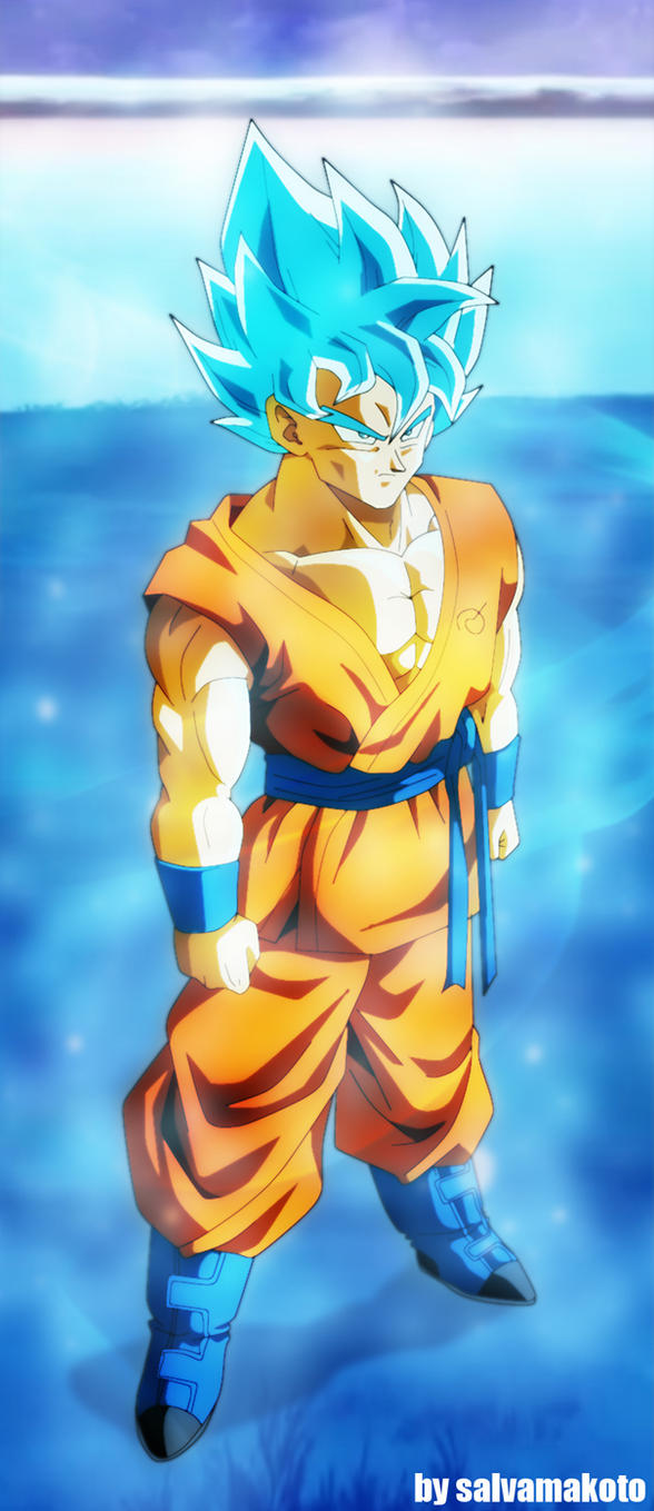 Dragon Ball Z Super: Saiyan God Transformations for Goku ...