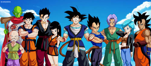 tributo a dragon ball absalon