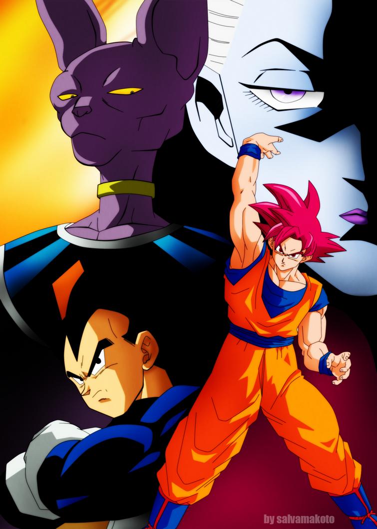 Dragon Ball SUPER by salvamakoto on DeviantArt
