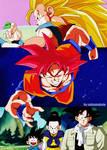 Son Goku - DragonBall Super