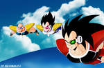 The Saiyans Are Coming!!