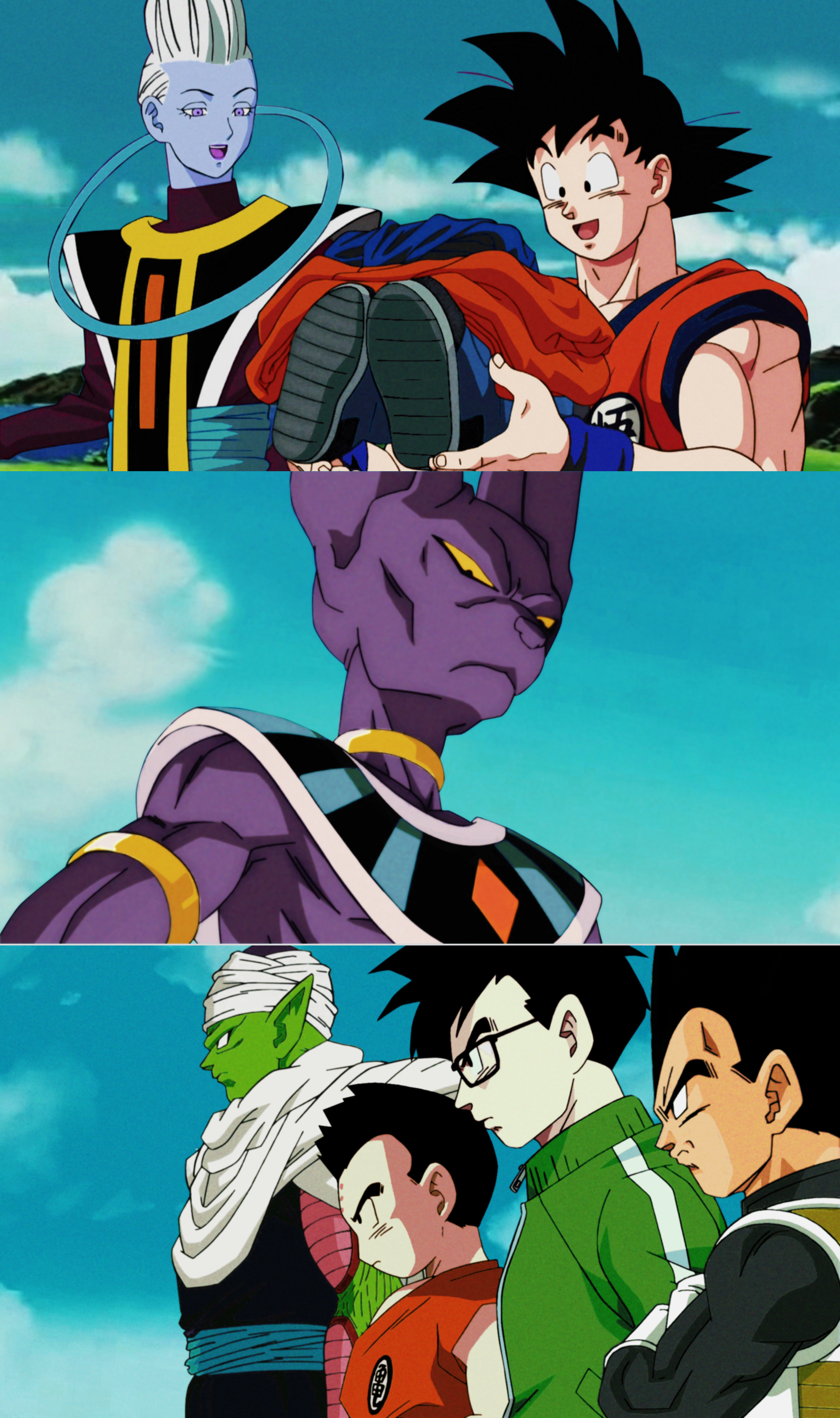 Character Design Dragon Ball Z : I really miss the character designs from dbz