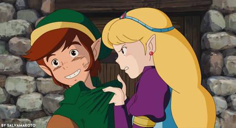 La princesa y el heroe ?