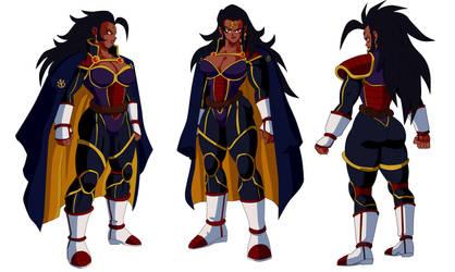 commission 126 - Melina of Sadala by salvamakoto