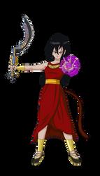 Commission 156 - guerrera