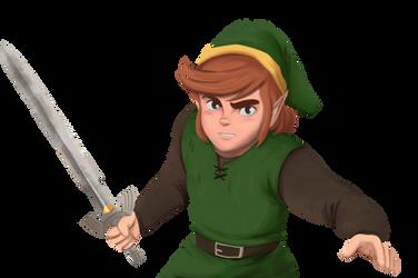 LINK - tloz