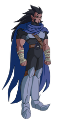 commission 157- warrior