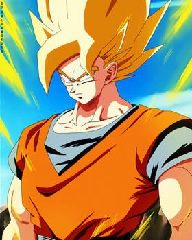 Goku Super Saiyajin