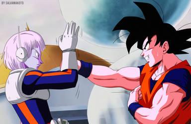 Merus Vs Goku