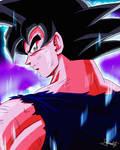 Son Goku despierta el ultra instinto