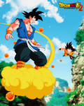 Goku Y Goten Dbs2