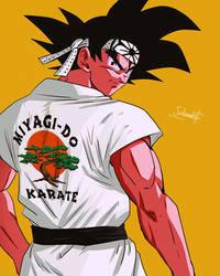 Goku Miyagi Do Karate