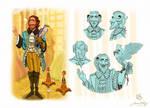 CDC - Baroque Aristocracy - Grand Falconer