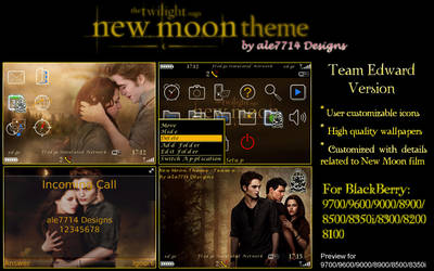 New Moon Theme - Team Edward by ale7714