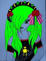 gothic yulia by whitelion54
