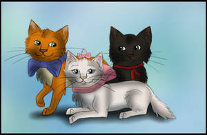 Aristocats by Perlenmond