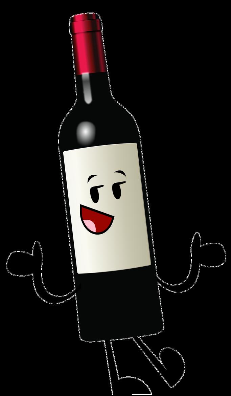 Прикольные картинки бутылка