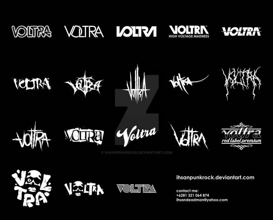 voltra logotype 1 by ihsanpunkrock