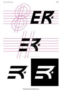 E.R logotype