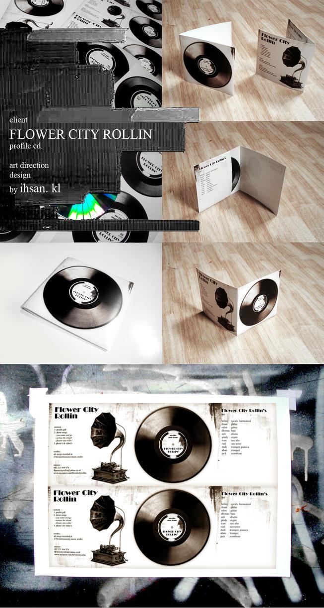flower city rollin profile cd by ihsanpunkrock