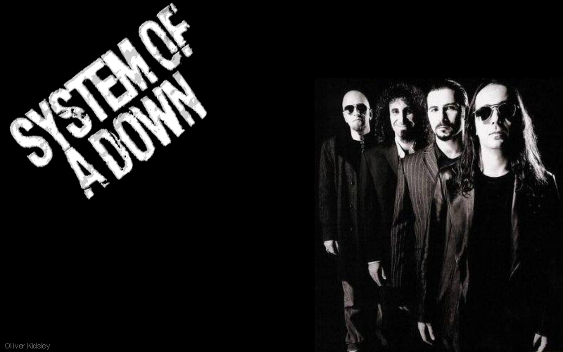 system of a down wallpaper by kidsleykreations on deviantart