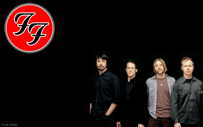 Foo Fighters Wallpaper By KidsleyKreations